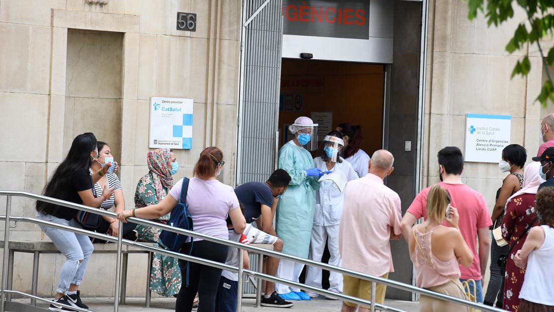 España vive ya la segunda ola del coronavirus: ¿un caso único o lo que está por venir en el resto de Europa?