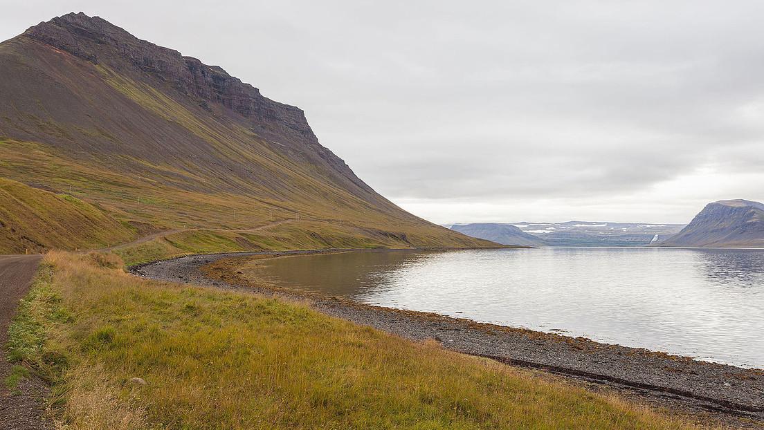FOTOS: Arqueólogos descubren una choza gigante descrita en una saga medieval islandesa