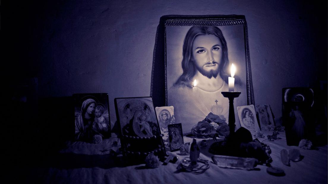 Fotógrafo reconstruye el rostro de Jesús con inteligencia artificial y la imagen se viraliza (pero algo no convence a los usuarios)