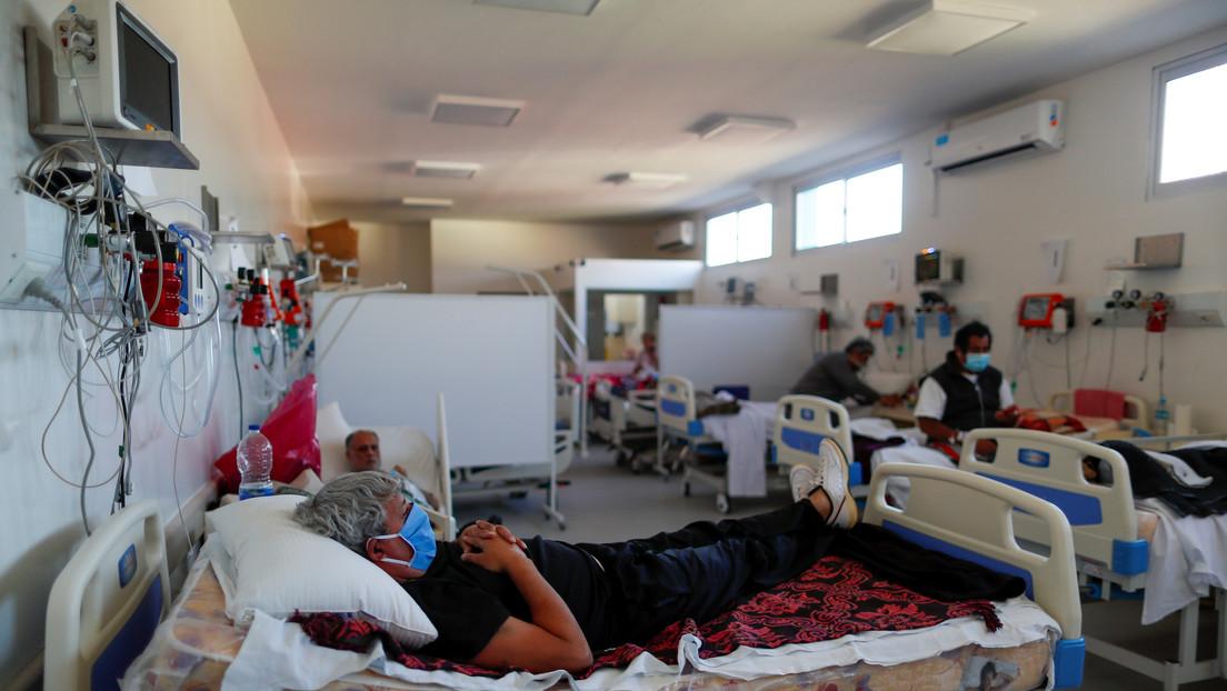 Argentina alcanza un nuevo récord diario de contagios de coronavirus, con 12.026 infectados en 24 horas