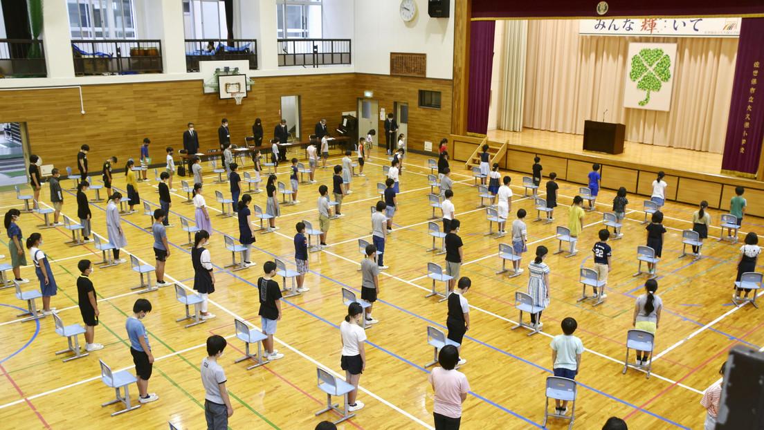 """""""Un infierno de acoso"""": los niños japoneses, entre los últimos por salud mental del mundo desarrollado"""
