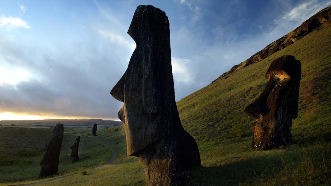 ¿Se desplomó la población de la isla de Pascua tras la llegada de los europeos?: científicos refutan las principales teorías sobre Rapa Nui