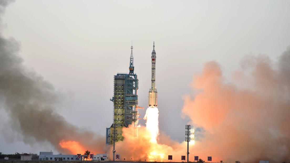 China lanza una nave espacial secreta reutilizable desde Mongolia Interior