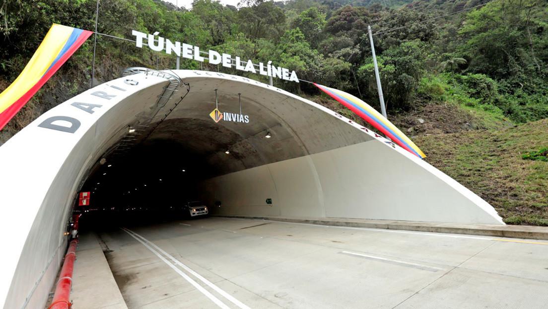 Colombia inaugura el Túnel de la Línea, la megaobra que tardó más de 100 años en hacerse realidad
