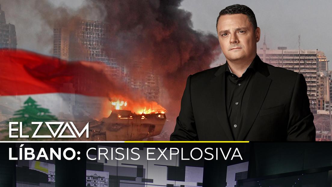 Líbano: crisis explosiva