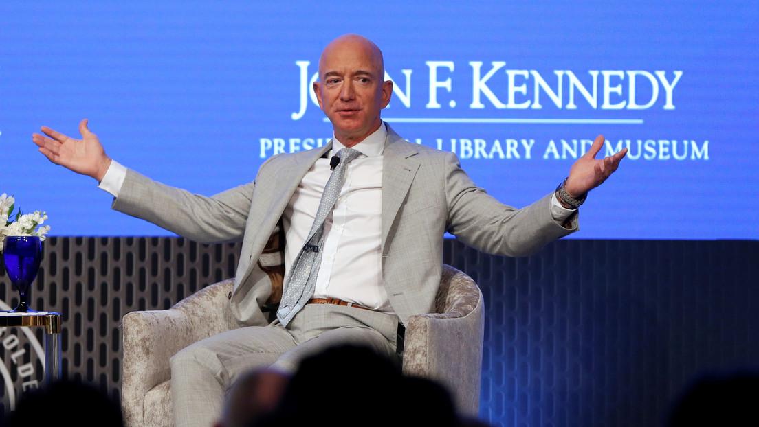 Bezos, Musk, Zuckerberg y Gates juntos pierden $ 25 mil millones después del colapso tecnológico
