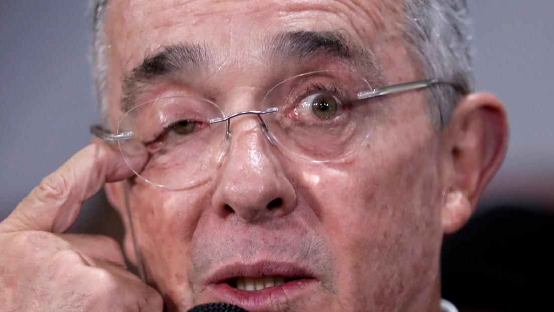 Fiscalía de Colombia rechaza la solicitud de libertad para el expresidente Álvaro Uribe
