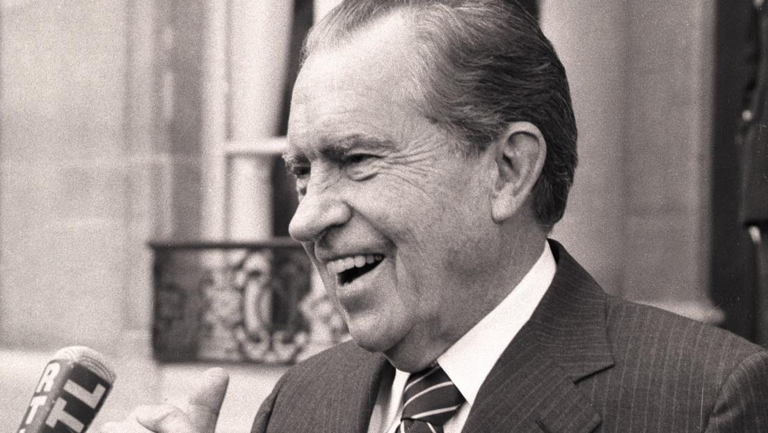 """""""Son repulsivos"""": Cintas desclasificadas revelan comentarios racistas del expresidente Nixon hacia la India"""