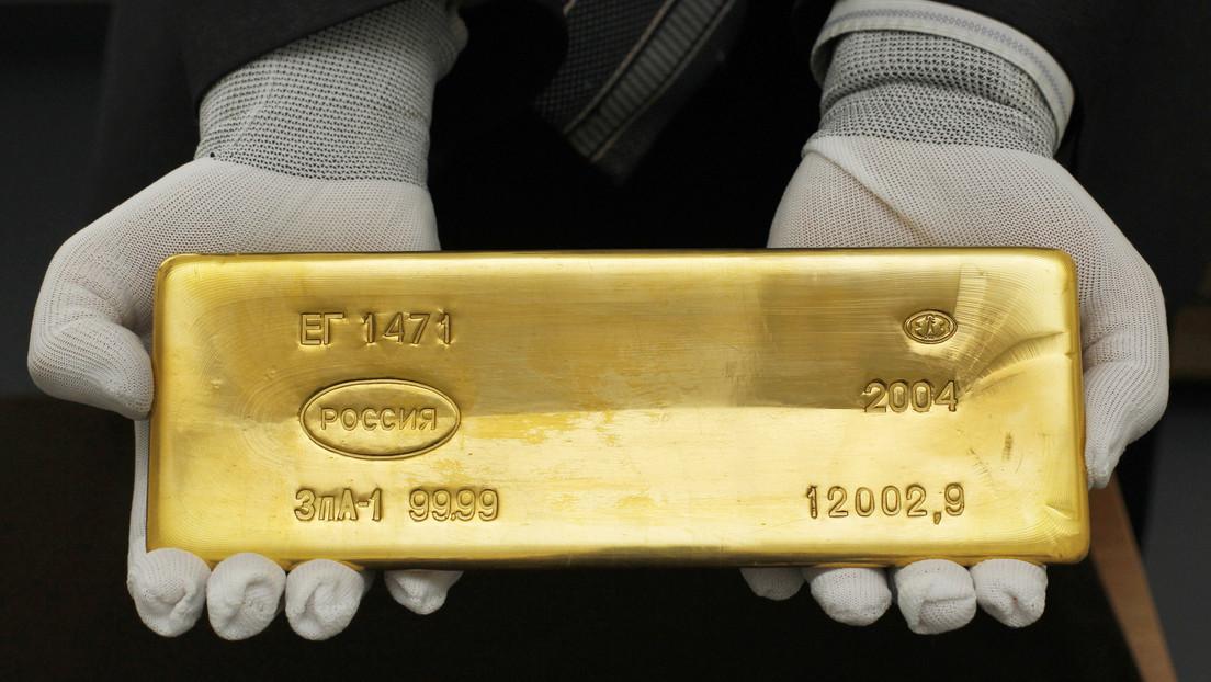 Rusia aumenta en 1.000 millones de dólares sus reservas internacionales en una semana