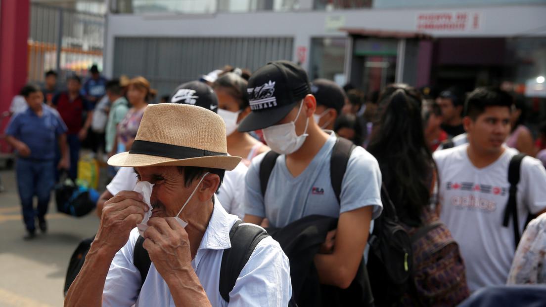 Ministra de Salud peruana desata polémica al sugerir que los asintomáticos solo contagian cuando tocan o respiran