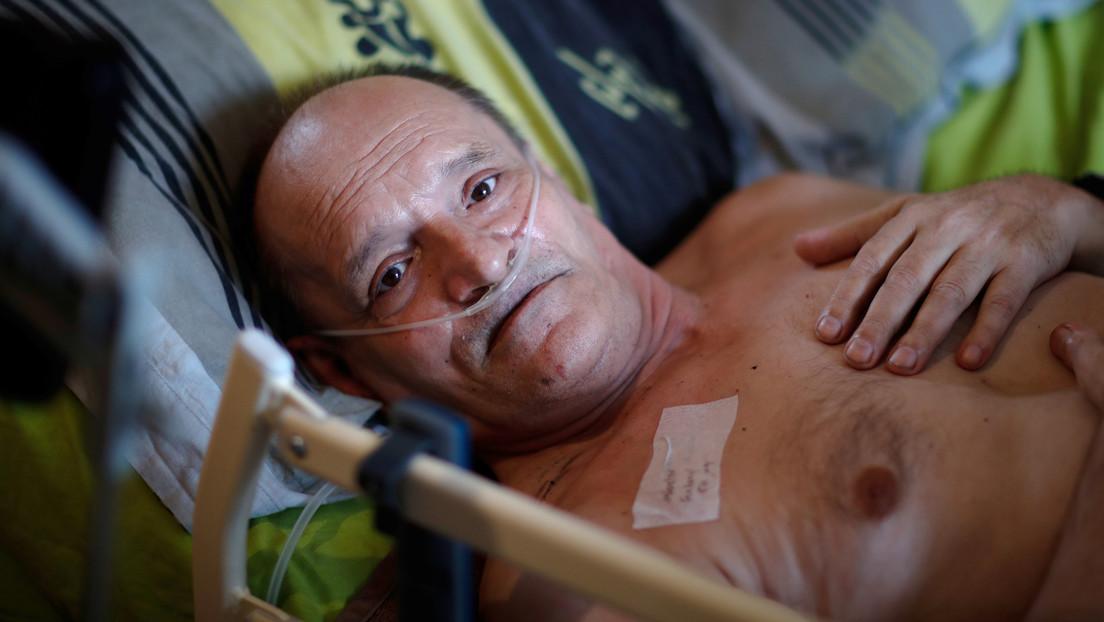 Facebook impide que un francés con una enfermedad terminal transmita en vivo su muerte