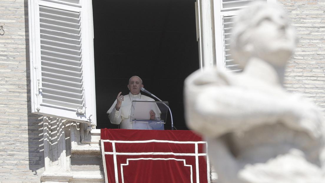 """Papa Francisco: """"El chismorreo es una peste más fea que el covid-19"""""""