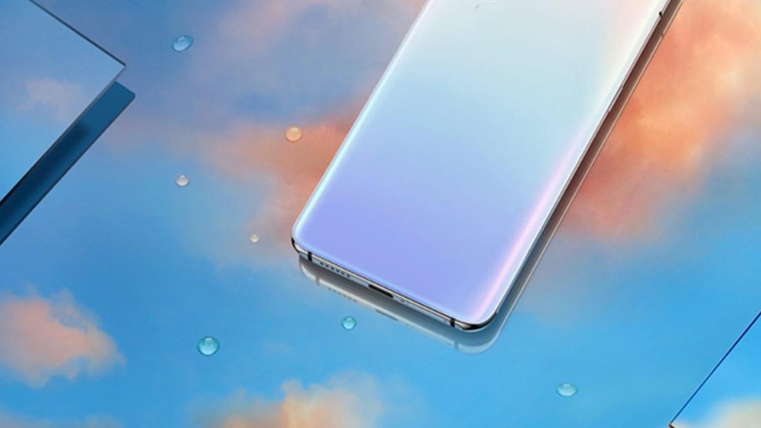 VIDEO: La empresa tecnológica Vivo desarrolla un teléfono móvil cuya carcasa cambia de color pulsando un botón thumbnail