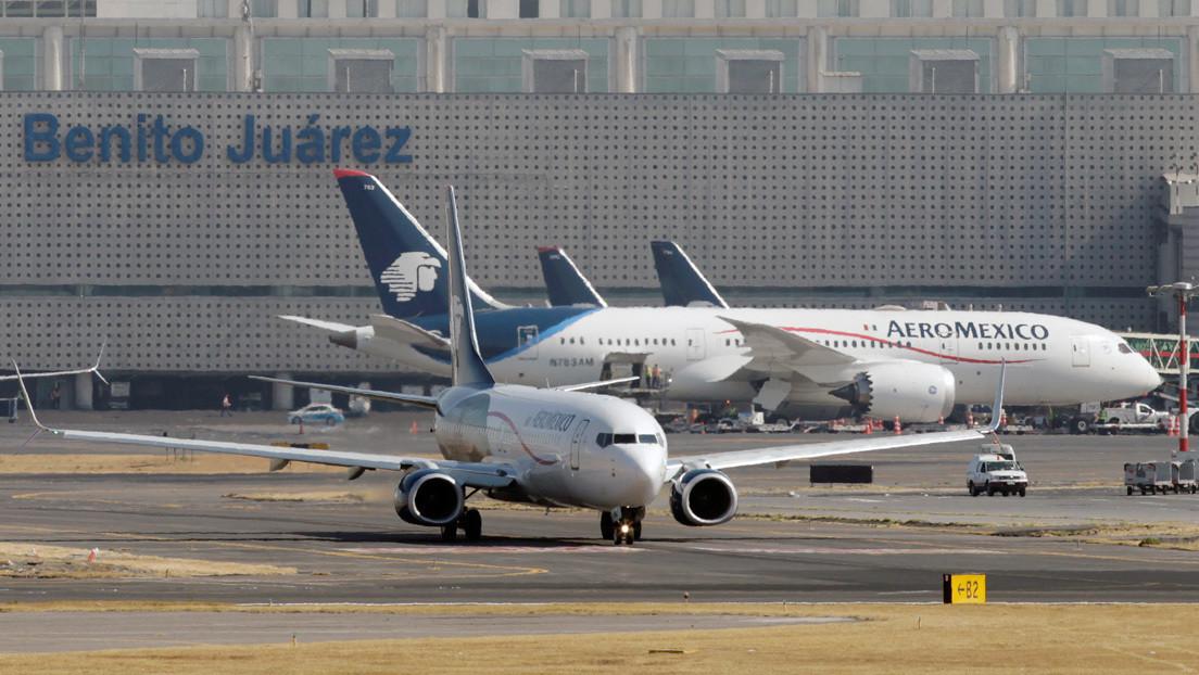 Gobierno de México anuncia el rediseño de rutas aéreas en la capital para mejorar la operación de sus aeropuertos