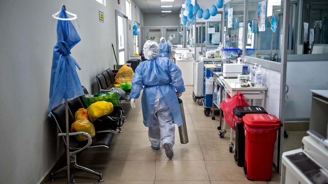 Perú es el tercer país de América Latina con más médicos fallecidos por coronavirus