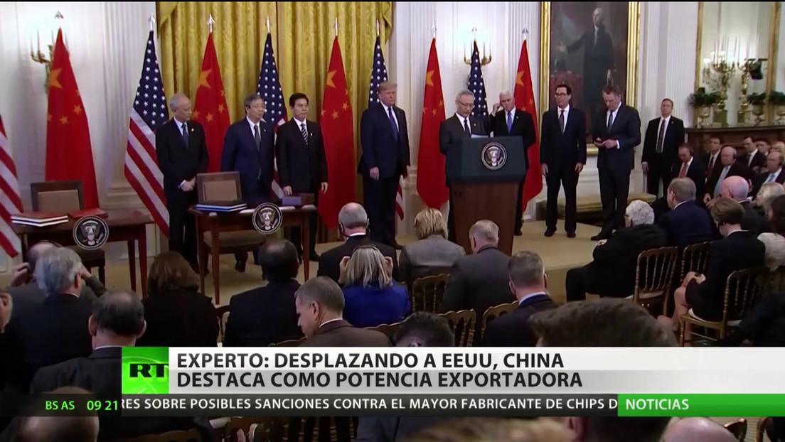 China indica a EE.UU. que deje de oprimir a compañías de otros países