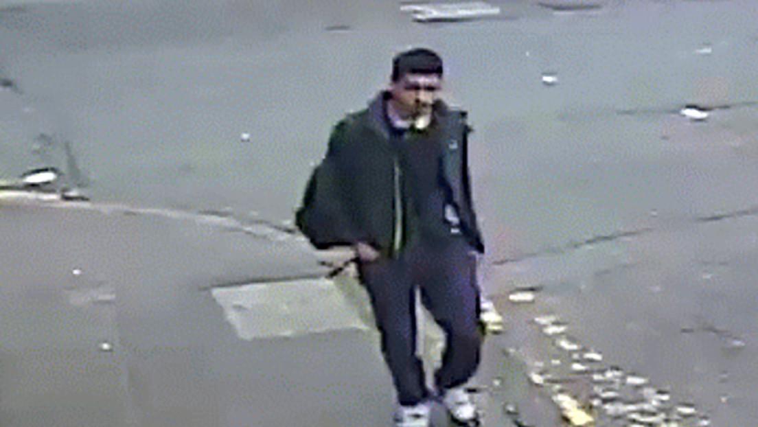 Un nuevo video muestra al terrorista suicida Salman Abedi poco antes del atentado de Mánchester que dejó 22 personas muertas