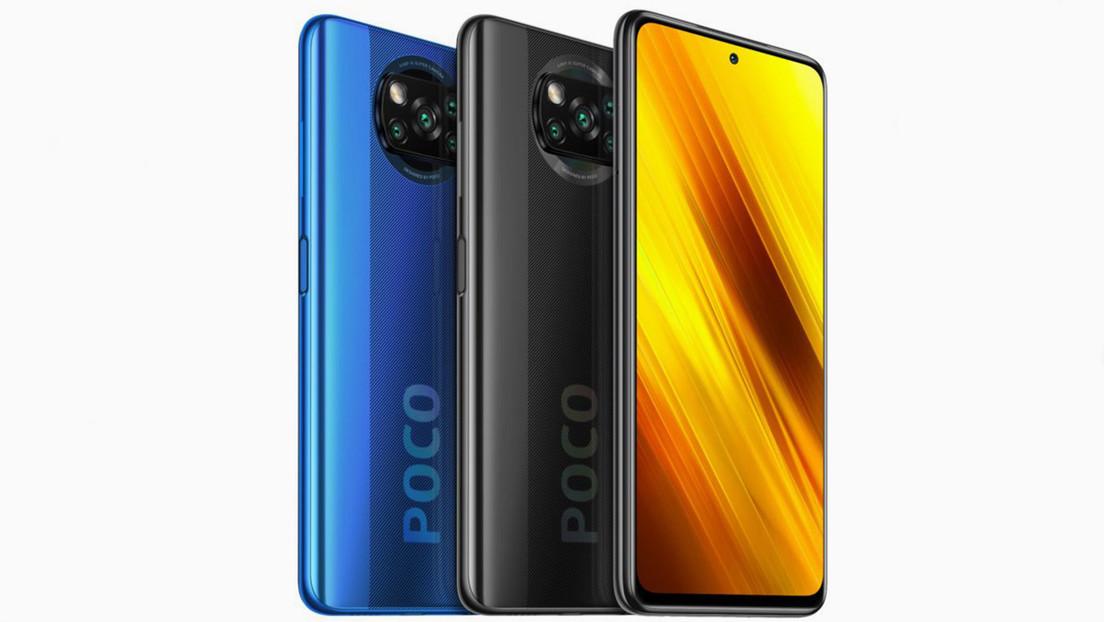 """Xiaomi presenta su nuevo 'smartphone' Poco X3 NFC, el """"verdadero campeón de gama media"""""""
