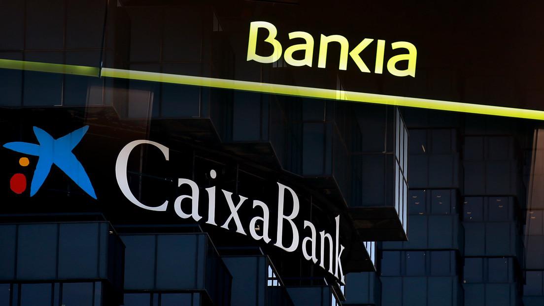 CaixaBank-Bankia: la macrofusión bancaria en España que podría dar origen a otro 'too big to fail'