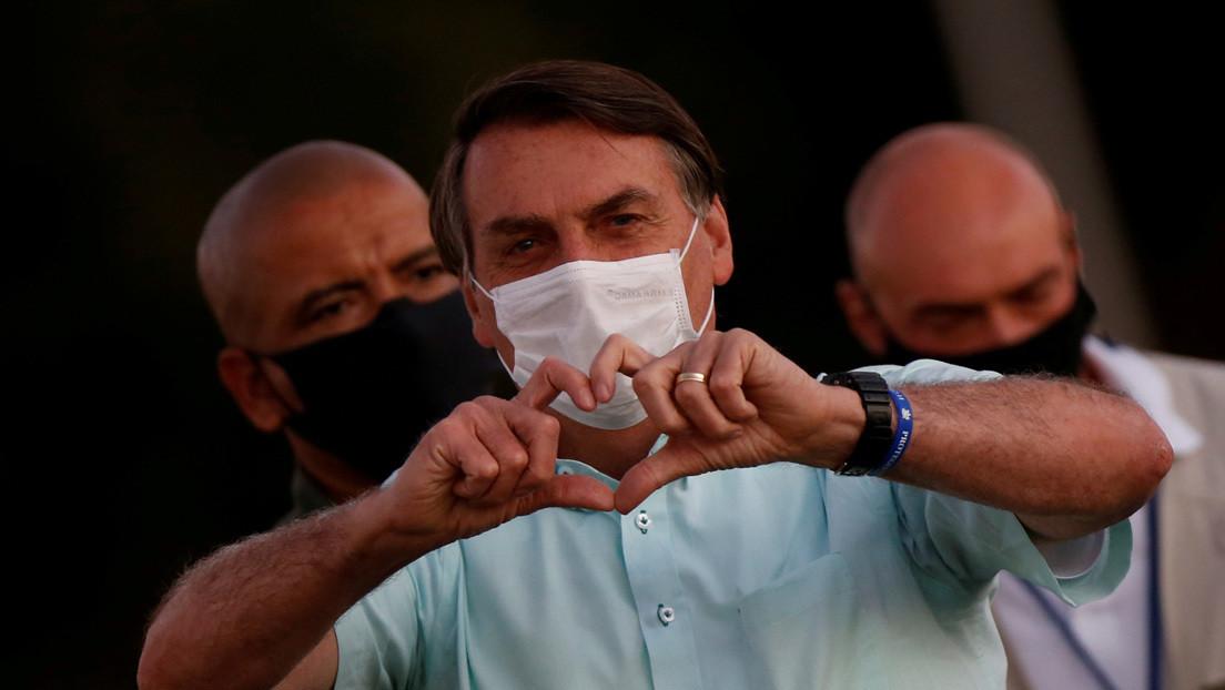 Un sondeo indica que Bolsonaro ganaría con un 42 % en segunda vuelta si las elecciones se celebrasen ahora