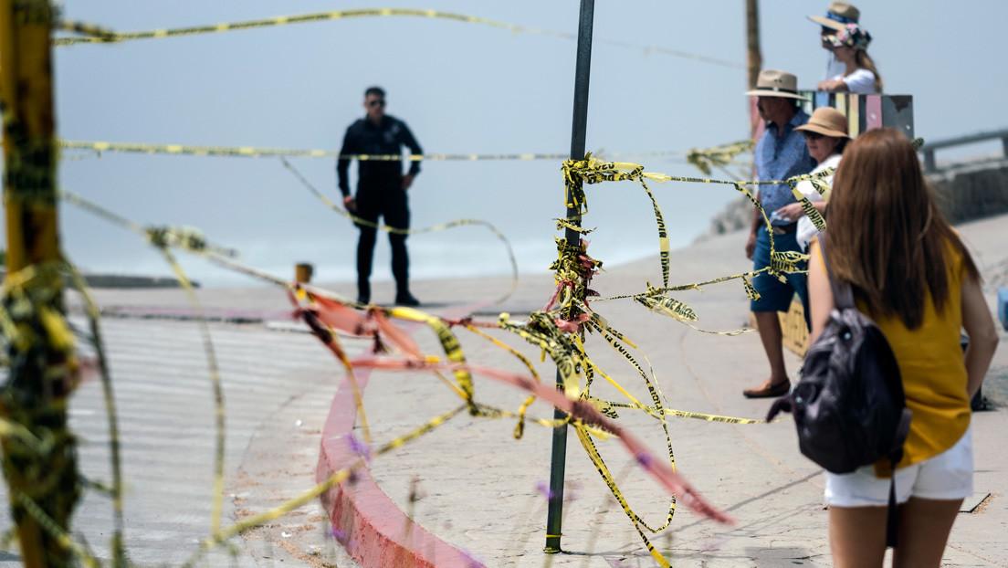 Encuentran cadáveres de dos estadounidenses en un pozo — Baja California