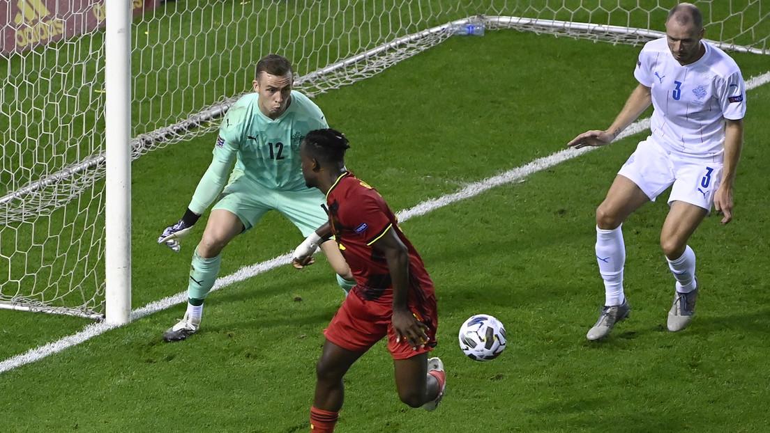 La joya de gol en la Liga de Naciones de la UEFA que está dando la vuelta al mundo
