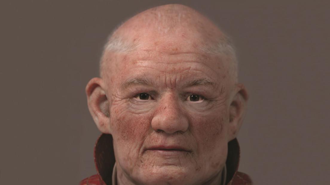 Reconstruyen el rostro de un abad benedictino del siglo XV con un aspecto «familiar»