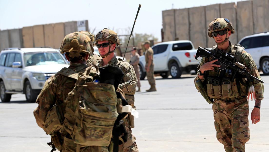 El Mando Central de EE.UU. anuncia que reducirá el número de tropas en Irak de 5.200 a 3.000