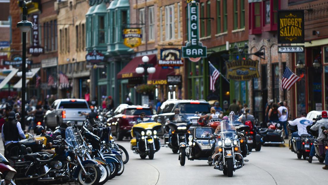 Un rally de motociclistas pudo incrementar en 250.000 casos la cifra de contagiados por coronavirus en EE.UU., según un estudio