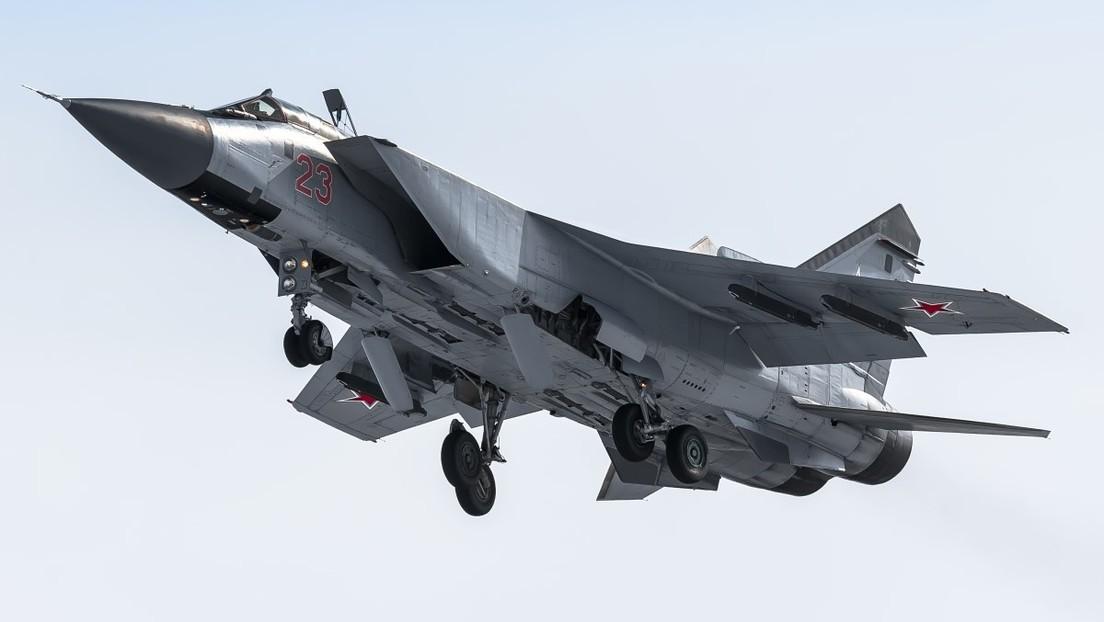 Cazas rusos interceptan dos aviones noruegos sobre el mar de Barents