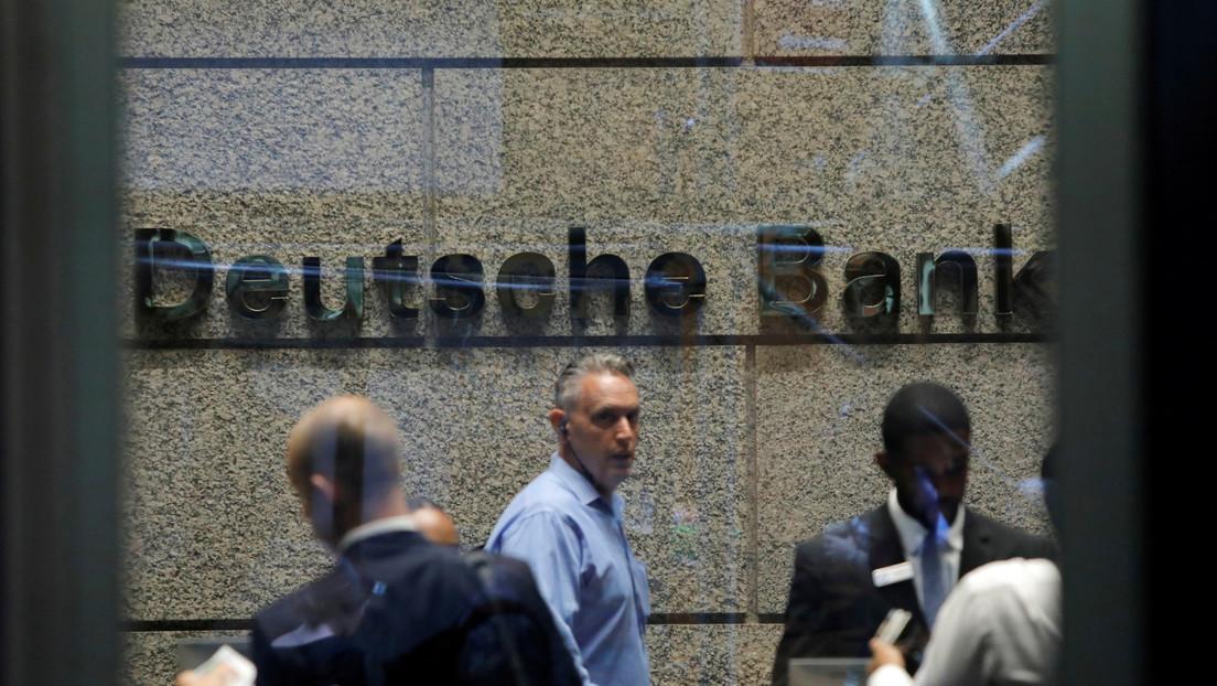 EE.UU. multa a una subsidiaria de Deutsche Bank por violar las sanciones contra Rusia