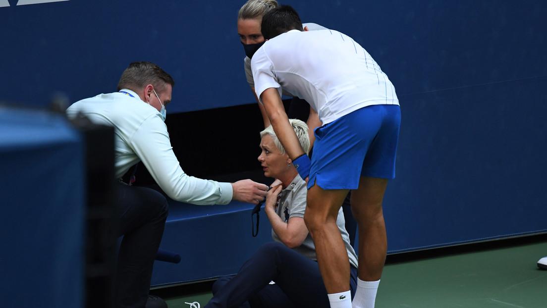 Una amiga cercana de Djokovic afirma estar preocupada por el tenista tras el desafortunado incidente en el Abierto de EE.UU.