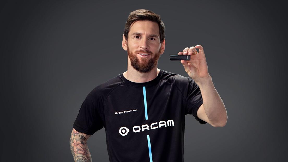 VIDEOS: Así reaccionaron unos niños invidentes al 'ver' a Messi en persona gracias a un dispositivo con inteligencia artificial