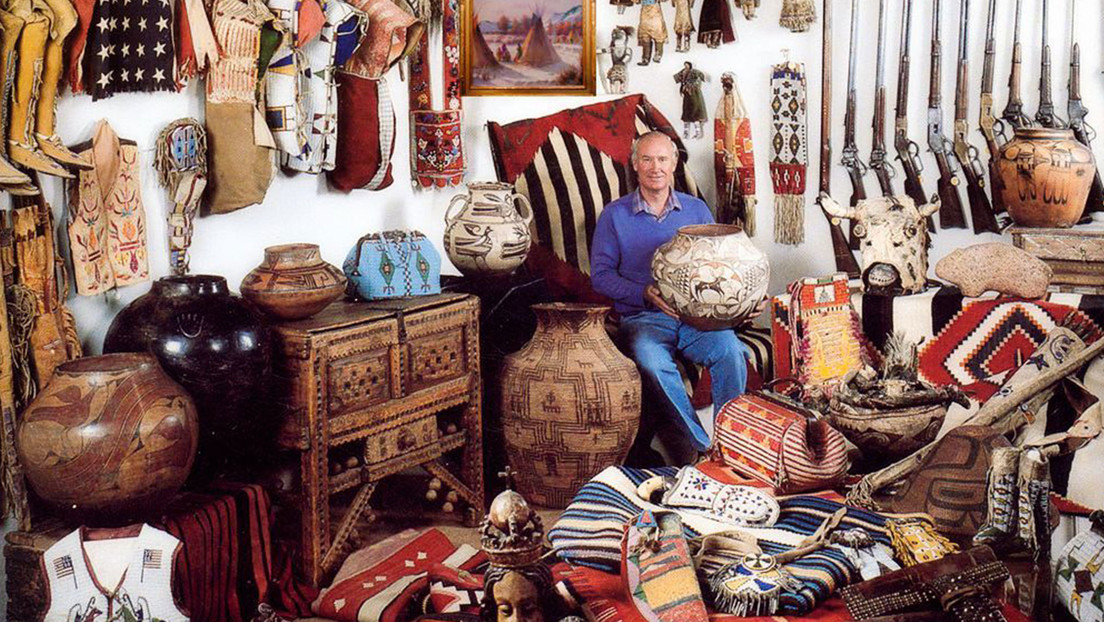 Fallece Forrest Fenn, el millonario coleccionista de EE.UU. que escondió un tesoro valuado en más de 1 millón de dólares