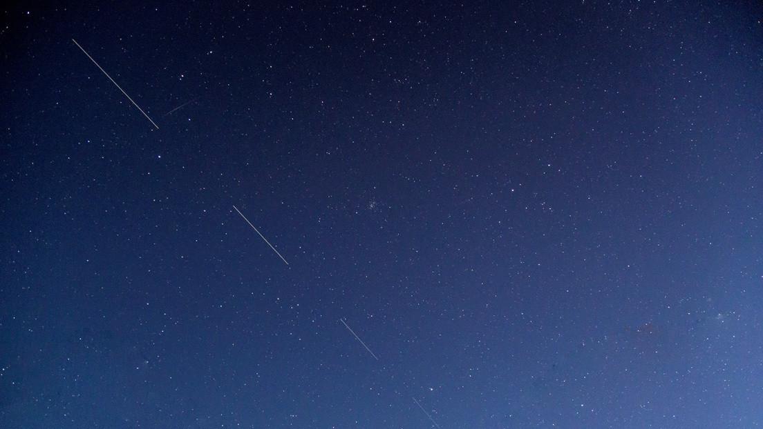 Los satélites Starlink todavía son demasiado brillantes para los astrónomos