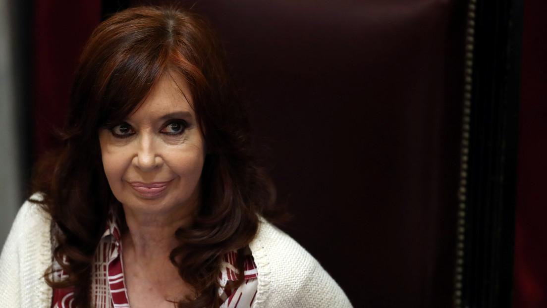 Detienen a un 'influencer' argentino que amenazó de muerte a la vicepresidenta Cristina Kirchner