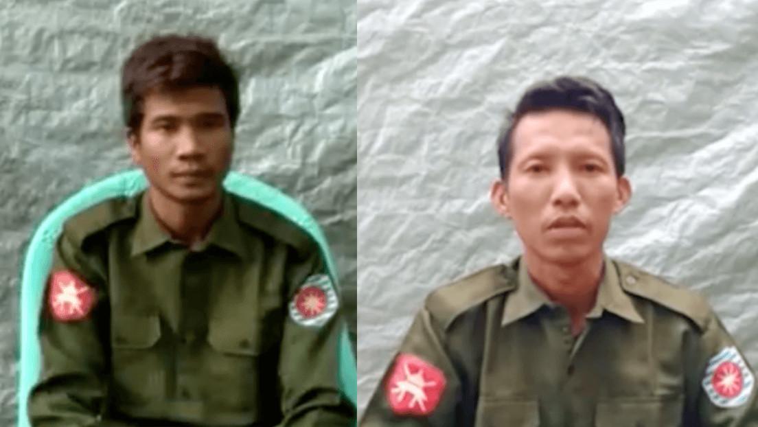 Dos exsoldados birmanos confiesan ante una cámara sus asesinatos en masa de rohinyás