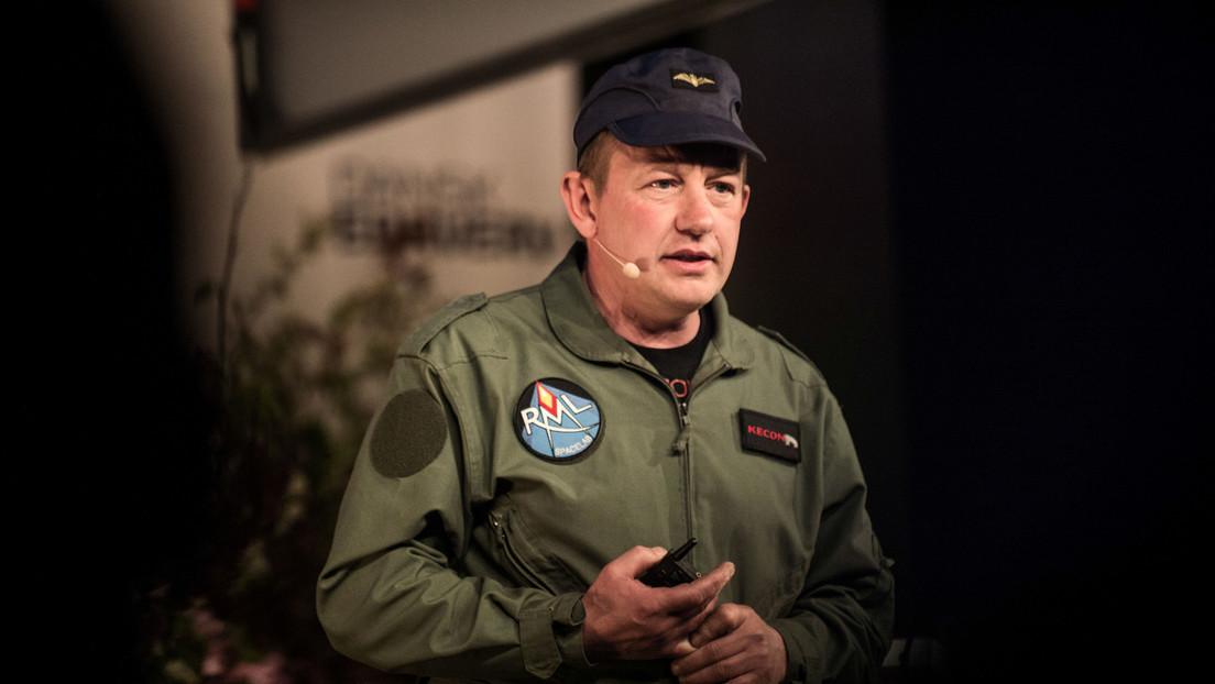 El inventor Peter Madsen admite por primera vez haber asesinado a la periodista Kim Wall a bordo de su submarino