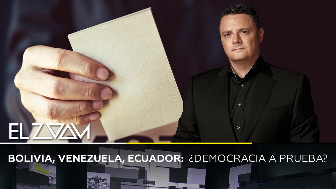 Bolivia, Venezuela, Ecuador: ¿democracia a prueba?