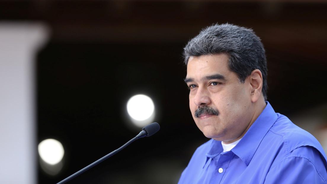 """Maduro anuncia la captura de """"un espía estadounidense"""" en una refinería de la región centro occidental"""