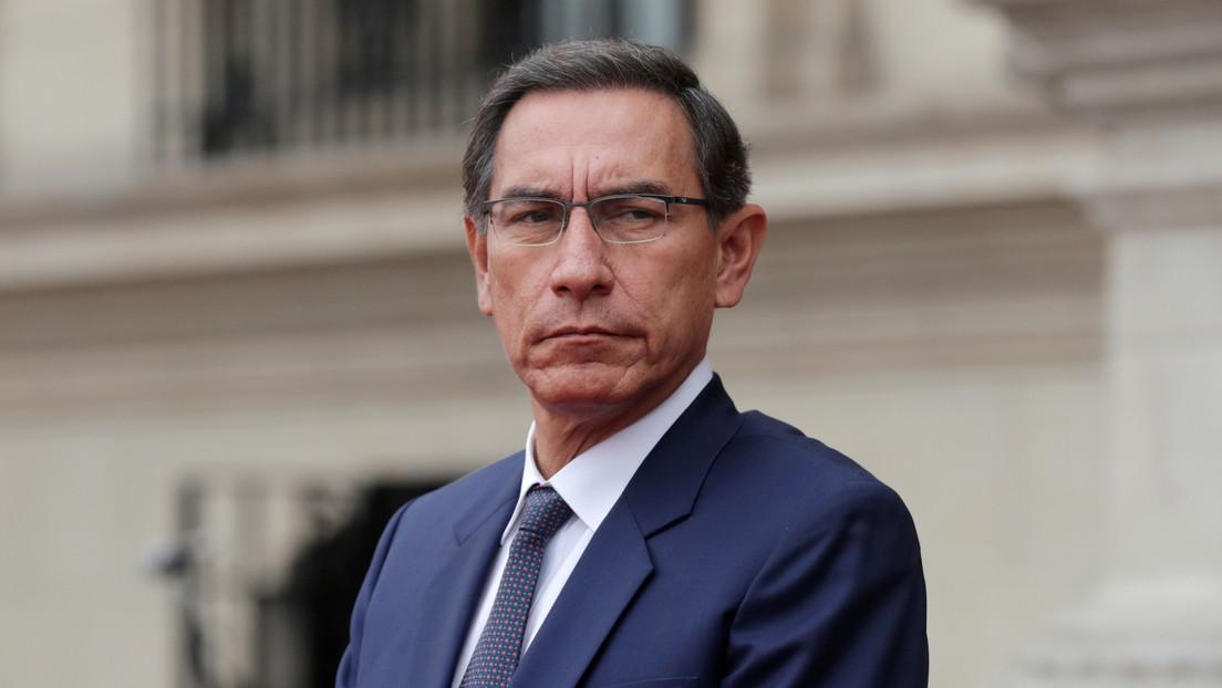 El Congreso de Perú aprueba la moción de vacancia que busca destituir al presidente Martín Vizcarra
