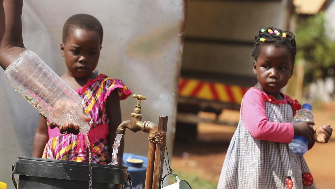 Una ciudad de Zimbabue podría recurrir al agua de alcantarillado para abastecer a la población