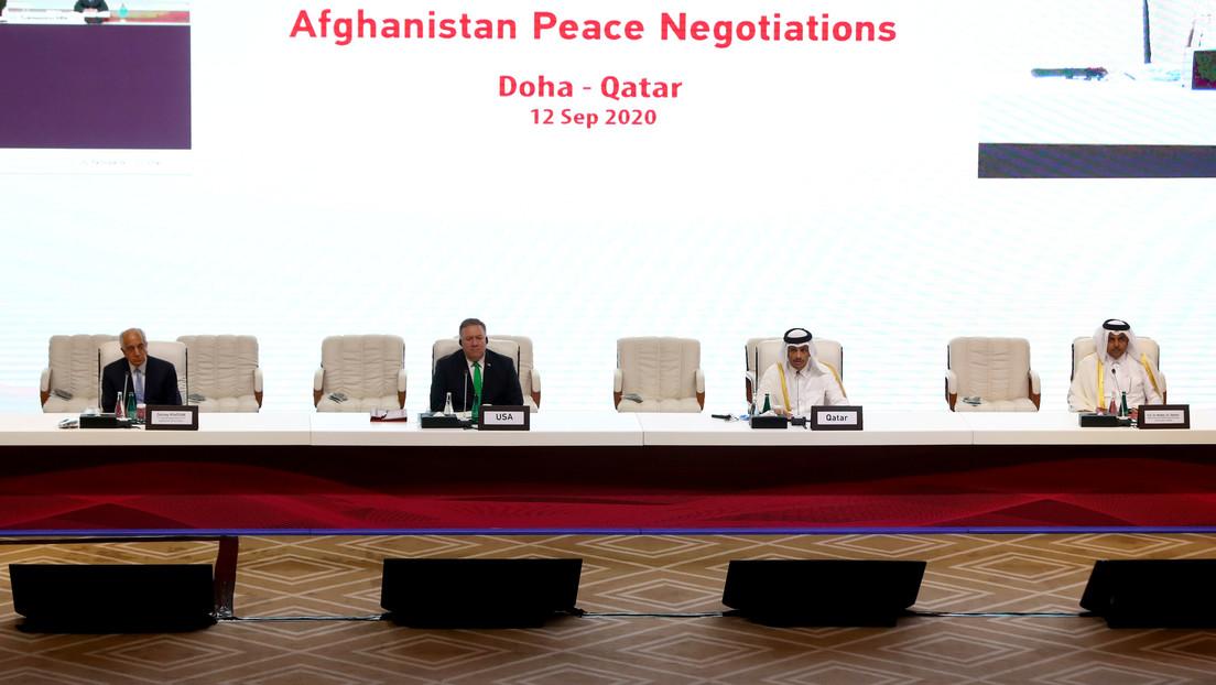 Arrancan en Catar las primeras negociaciones de paz entre el Gobierno afgano y el Talibán, destinadas a poner fin a décadas de guerra