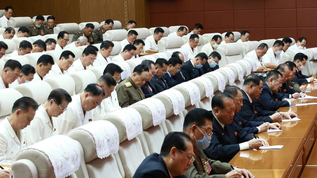 Medio surcoreano: Corea del Norte ejecutó a 5 empleados del Ministerio de Economía por criticar políticas de Kim Jong-un en una cena