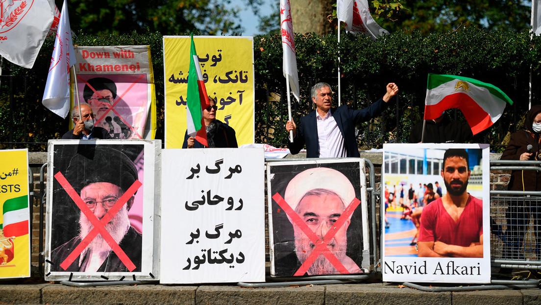 Irán ejecuta al luchador Navid Afkari, declarado culpable de asesinato