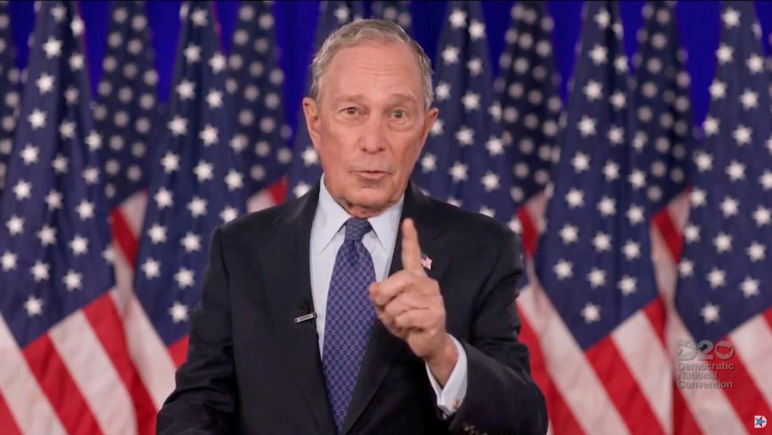 Michael Bloomberg donará al menos 100 millones de dólares para impulsar la campaña presidencial de Biden en Florida