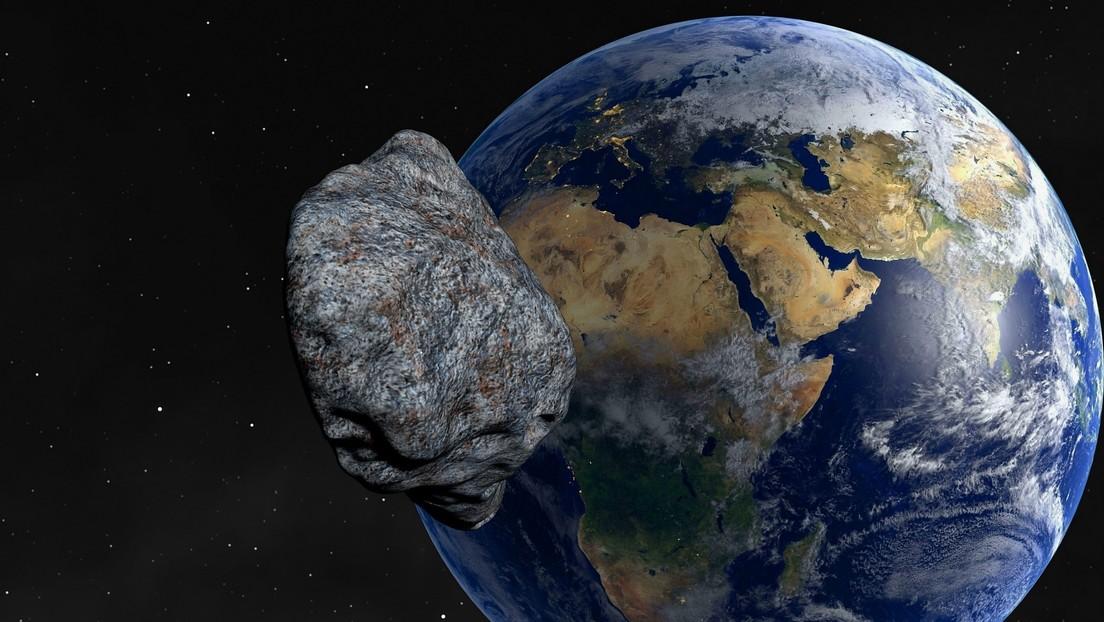 Asteroide se acerca a la Tierra; es más grande que una cancha de futbol