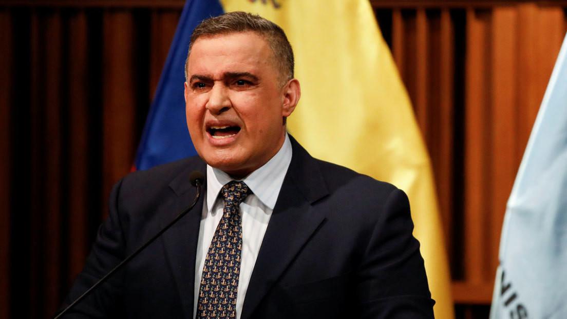 """La Fiscalía venezolana asegura que el """"espía estadounidense"""" que preparaba """"actividades de sabotaje"""" cumplió misión en Irak y se desempeñó en la CIA"""