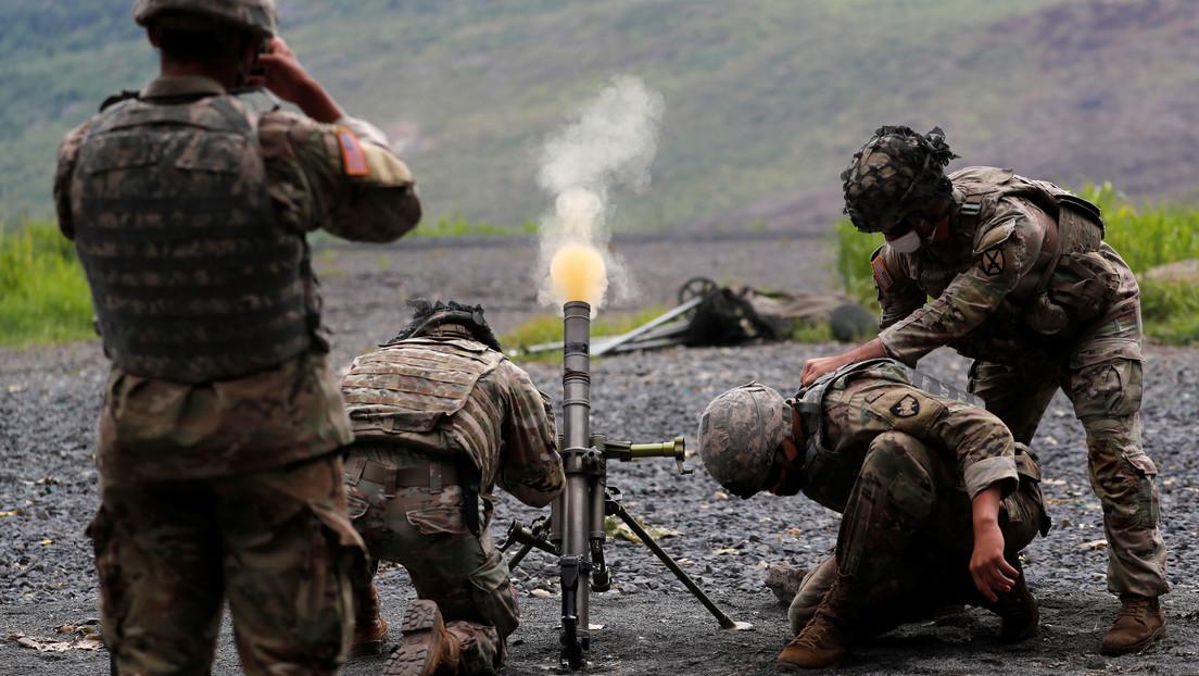 """""""Menos de 20 segundos"""": el Ejército de EE.UU. acorta significativamente el tiempo necesario para un ataque"""