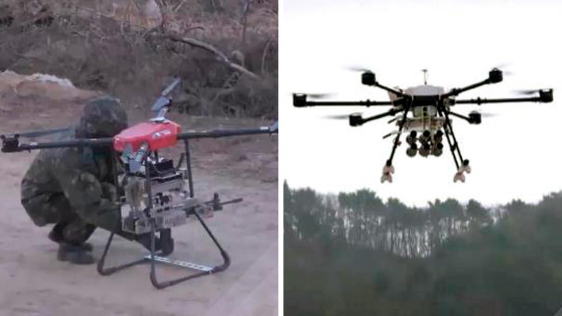 Corea del Sur invertirá 2.300 millones de dólares en un programa para desarrollar drones militares